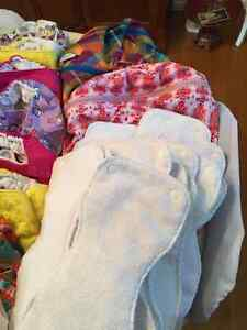 Hardly used collection of top rated cloth diapers Kitchener / Waterloo Kitchener Area image 5