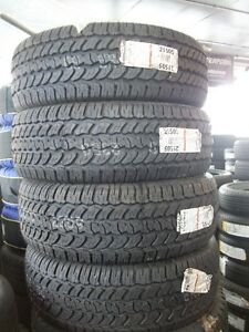 SET OF STAR FIRE 275/65R18