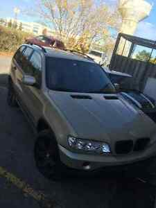 MUST GO!! 2002 BMW X5 SUV, Crossover