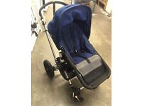 Bugaboo chameleon 3 push chair and extras