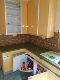 Kitchen (Retro) Units For Sale