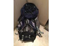 Karrimor Cougar SA Cool Mesh 50-75 Backpack Rucksack