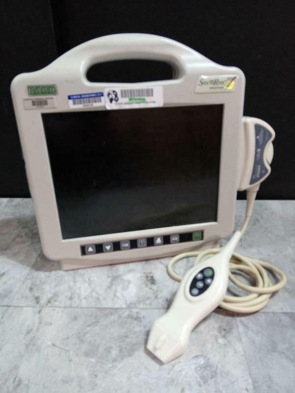 Best USED BARD SITE RITE 5 ULTRASOUND MACHINE WITH 1 PROBE