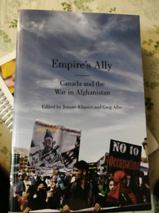 Empire's Ally Canada and the war in Afghanistan