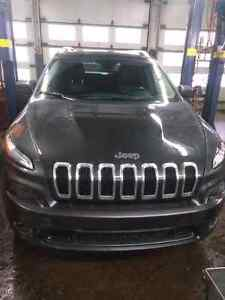 Jeep Cherokee 2014 North Edition