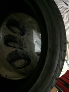 WINTER TIRES 245/40/R18