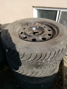 Winter Tire Package