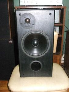 Acoustic Profile 2-way Bookshelf speakers
