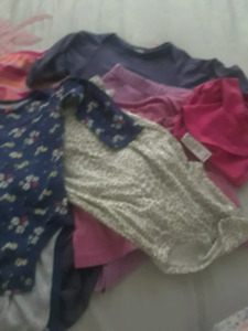 Baby girl clothes (lot)