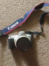 Canon EOS 300 slr camera