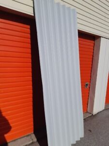 great roofing/siding sheets 8x3
