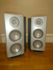 Sharp speakers