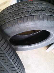 **Excellent Pair of Tires For Sale 215 65 16**