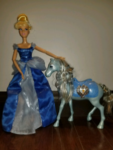 Cinderella Doll and Horse