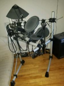 Yamaha elec drums