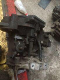 Vw golf mk4 tdi 115 EBF gearbox