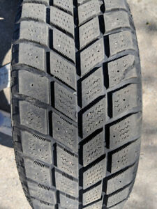 3 Hankook Winter Tires, 2 Nexen All-Season tires, 205 60 R16