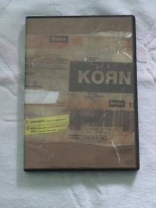 KORN DVD
