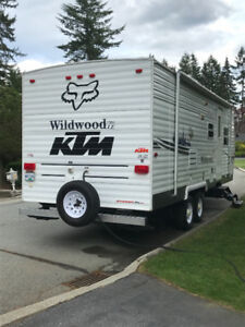 2007 Wildwood LE Travel Trailer