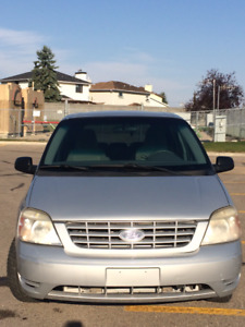 2007 Ford (S) Minivan For Sale