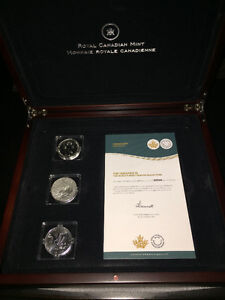 Royal Canadian Mint Fabulous 15 of 2014 coin set Strathcona County Edmonton Area image 3