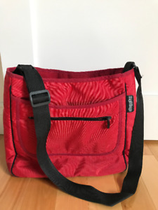Sac à couches rouge Peg Perego