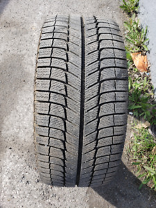 Michelin X-ICE 245-40R18  LIKE NEW