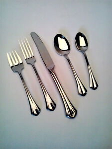 Rushmore Cutlery Set (5 pieces) - Oneida Stainless Steel