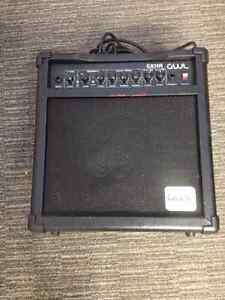 GWL guitar amp model gx25A - one speaker...33 watts