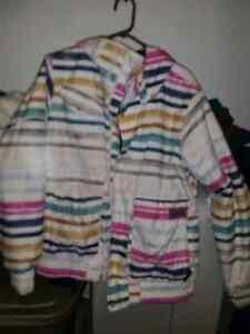 Youth large burton winter coat Kitchener / Waterloo Kitchener Area image 1