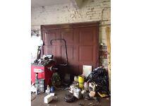 Garage door for sale collect from Kirkstall Leeds