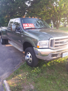 2003 f350 king ranch 4x4 diesel