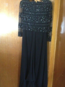 wedding evening gown size 10 new
