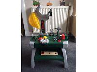 Bosch Children's 1st tool bench toy.