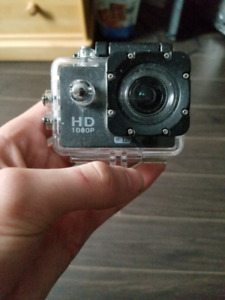 HD 1080p 60FPS action Camera.