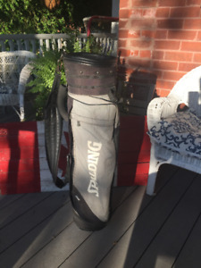 Spalding Golf Bag in great condition