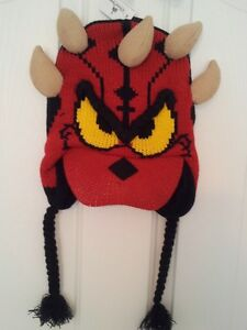 Disney Parks Star Wars Donal Duck as Darth Maul Hat