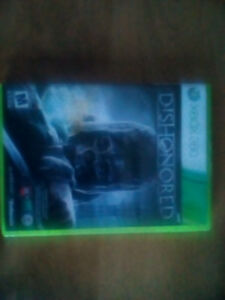 Jeu XBOX 360 DISHONORED