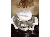 Montiss convection oven