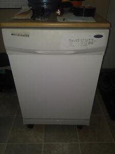 Portable Whirlpool Dishwasher
