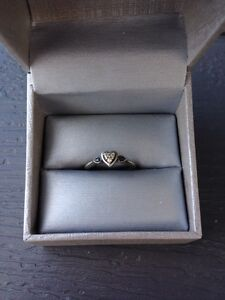 Silver ring with lifetime garantee