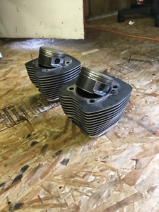 2003 Softail Twin Cam Barrels and Pistons