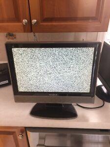 19 inch Insignia TV/monitor