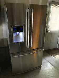 "Electrolux 36"" wide SS Fridge"