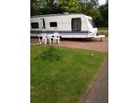 Hobby caravan for sale on bonus ball
