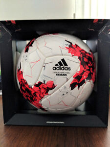 Adidas Confederations Cup Krasava Official Match Soccer Ball