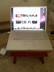 "Apple PowerBook G4 15"" 1.5GHz 1G/80G OS X 10.5"