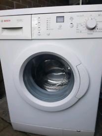 Bosch Washing Machine, 6 Months Warranty, Free Delivery & Installation