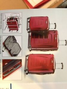 NEW Never Used Samsonite Ultra-Light polycarbonate Luggage