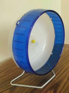 12 in. Hamster Wheel, Kaytee Silent Spinner